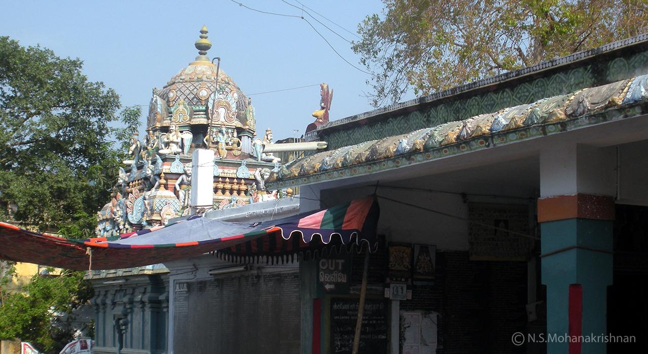 Ayanavaram-Kariamanicka-Perumal-Temple
