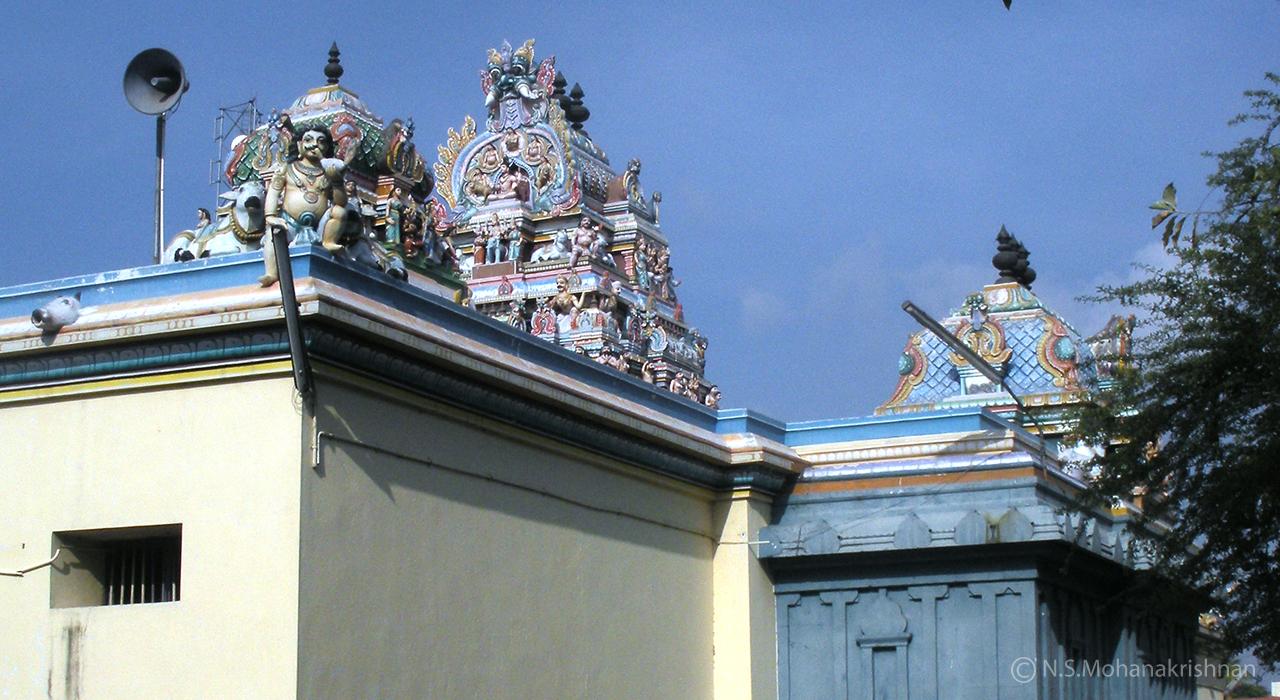 Bhaktavatsala Perumal Temple, Thirunindravur