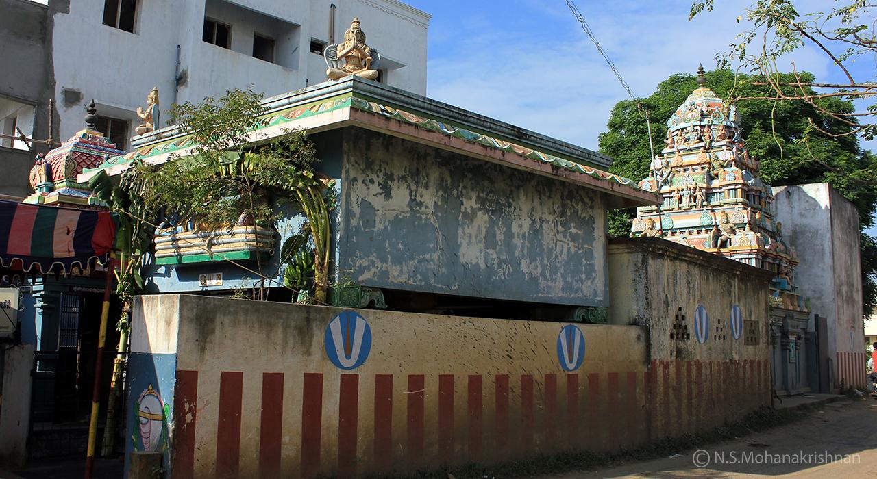Neelavarna-Perumal-Temple-Nanmangalam