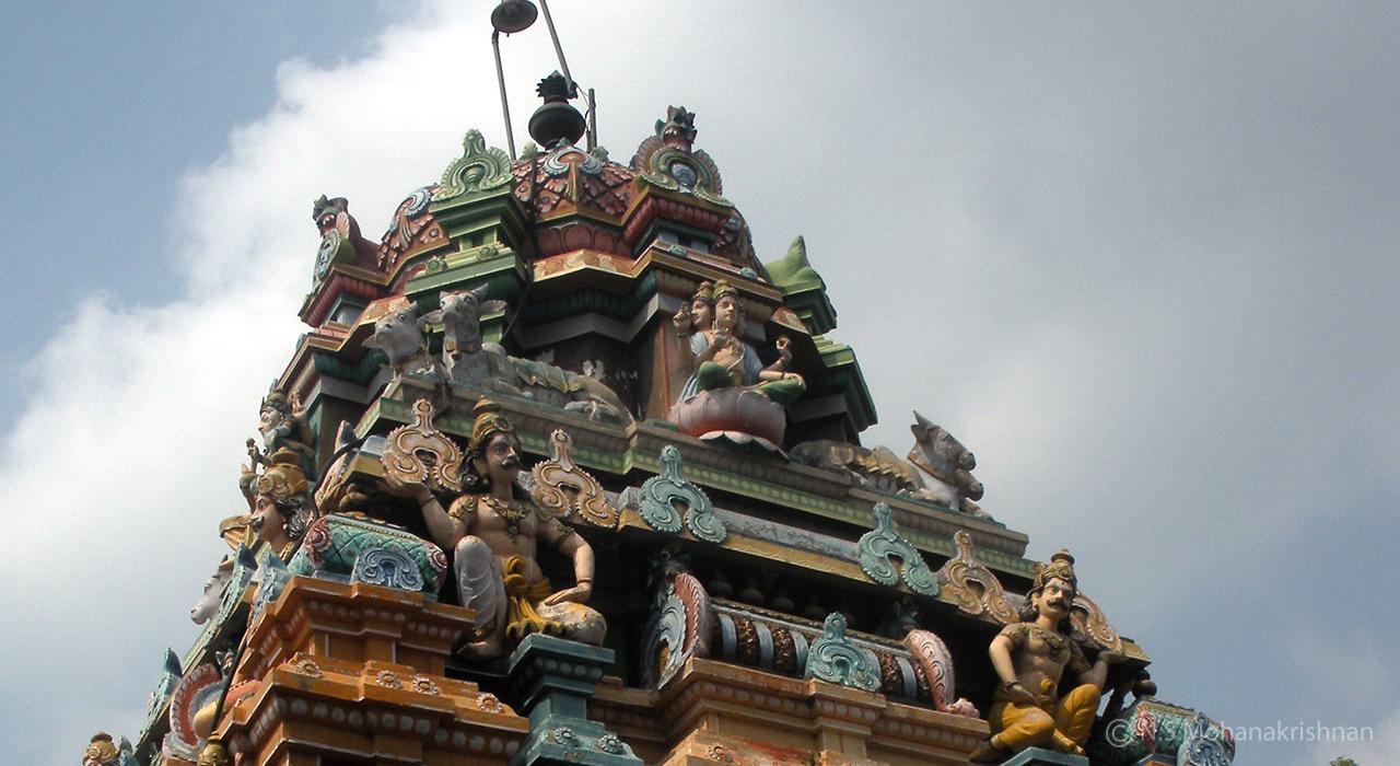 Poondi-Oondreewarar-Temple