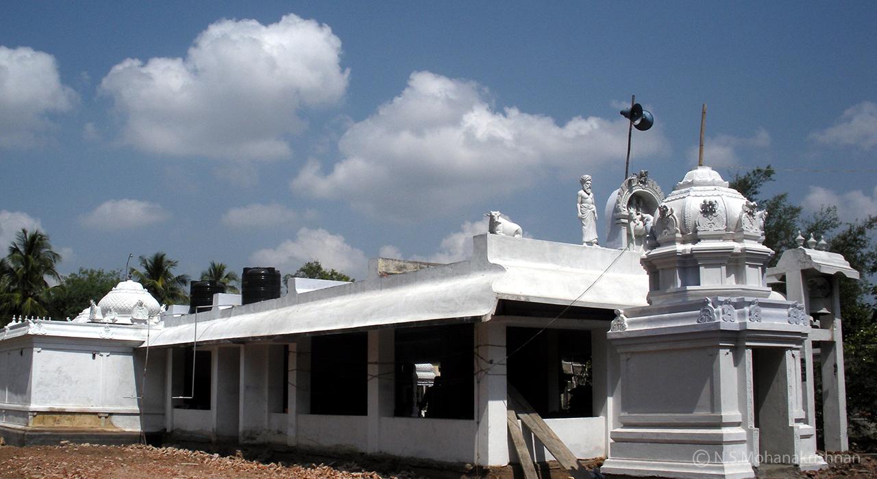 Kaanattumullur-Temple