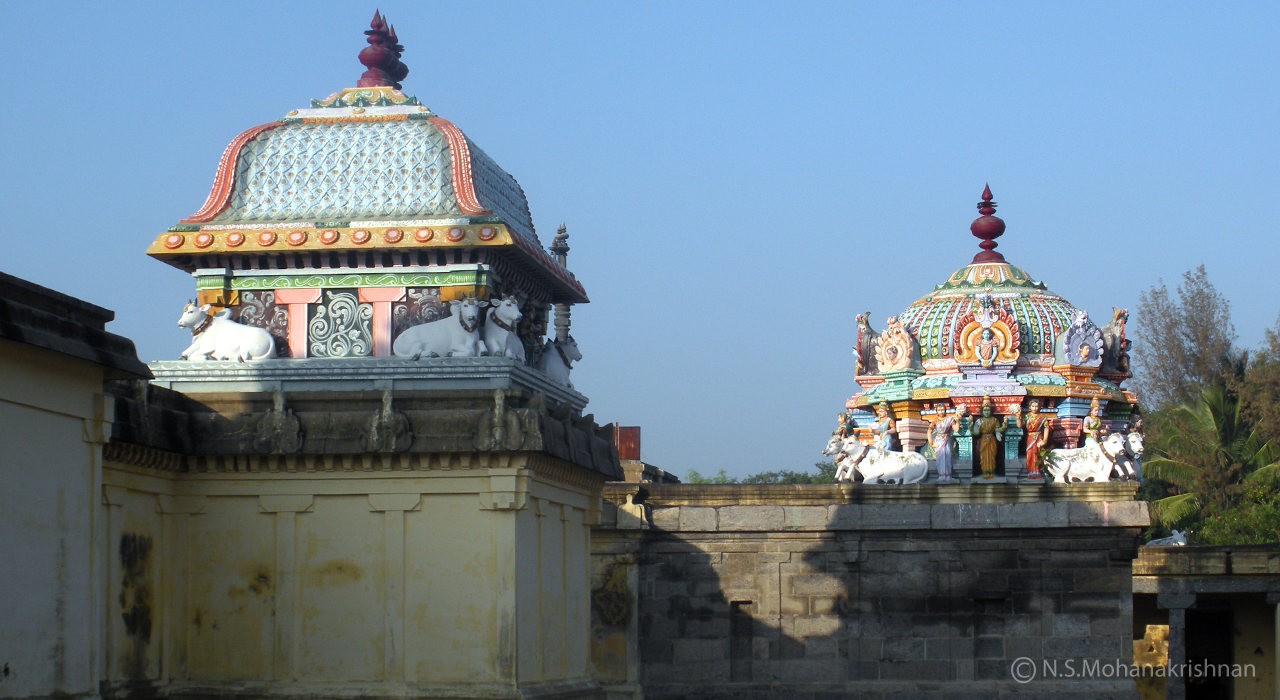 Thiruchopuram-Thyagavalli-Temple