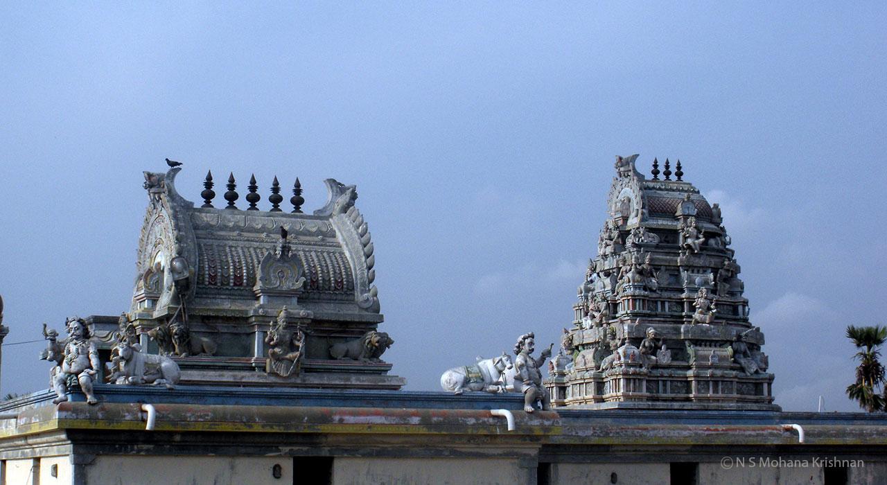 Chintamaneeswarar-Temple