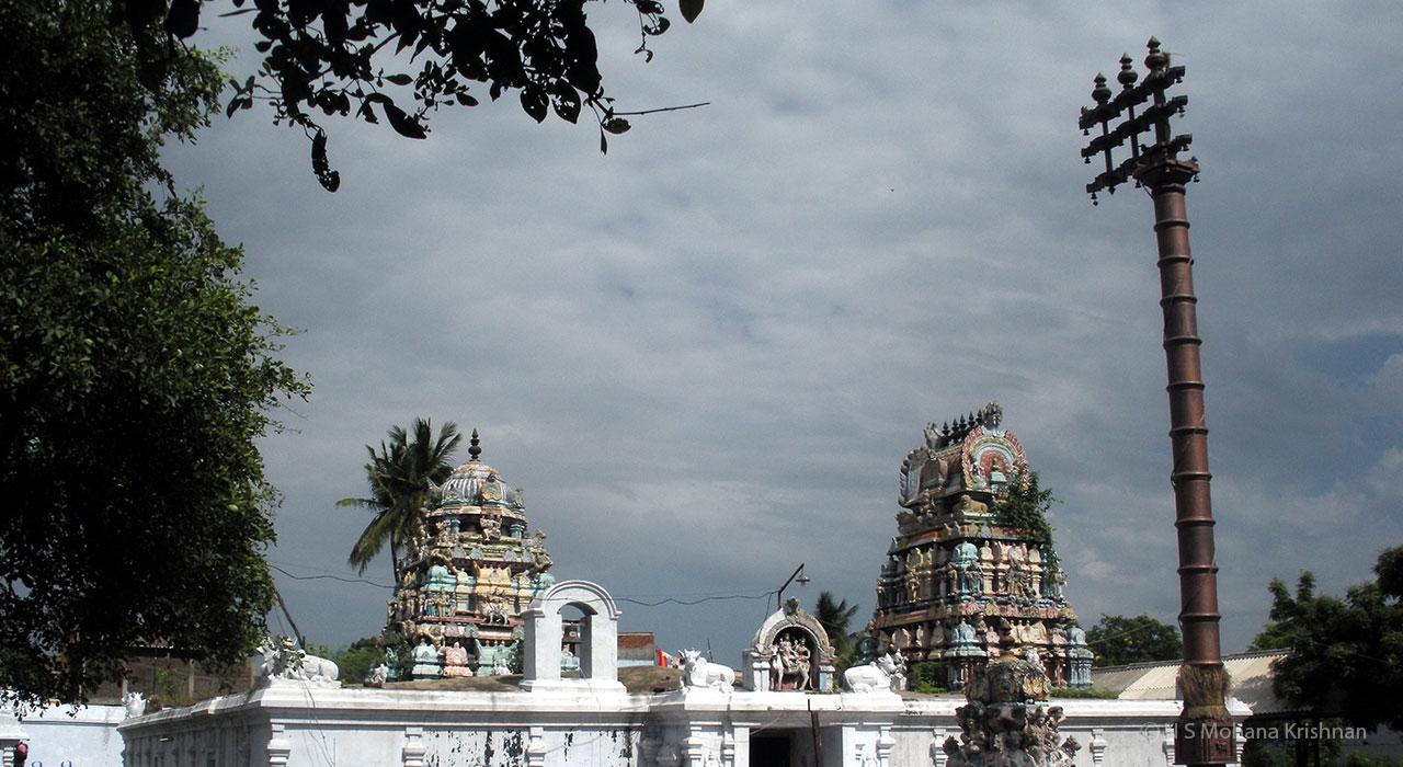 Nazarethpet-Kasi-Viswanathar-Temple