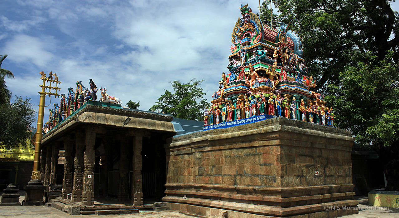 Thiruvallam-Vallanadhar-Temple