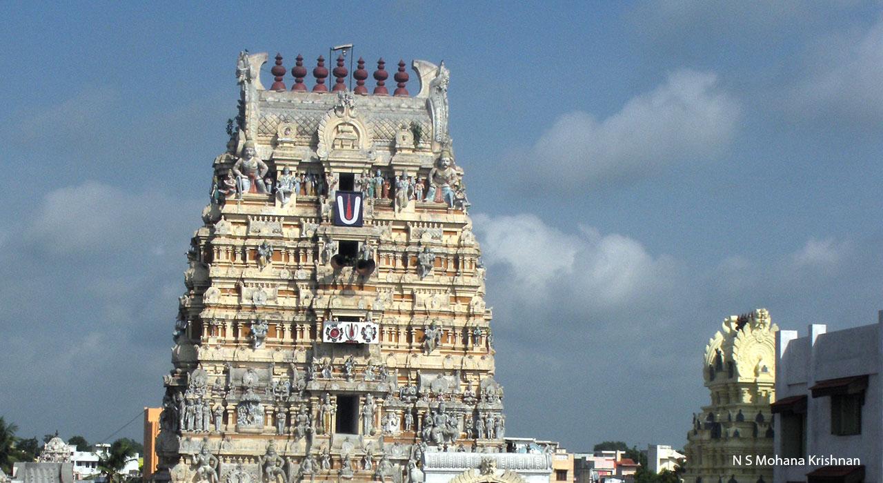 Thiruvallur Veeraragava Perumal Temple