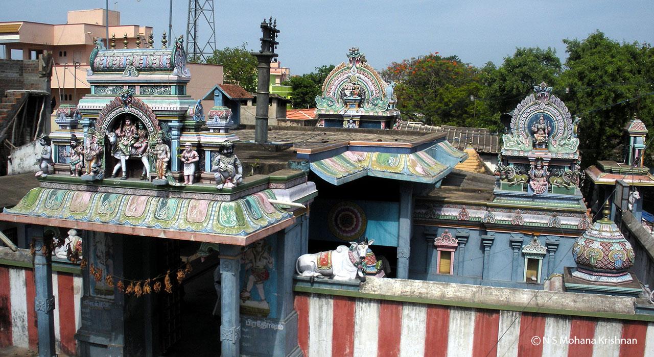 Uthukottai-Tiruneelakanteswarar-Temple