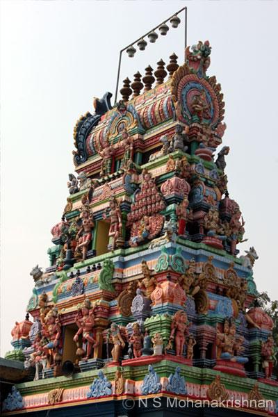Kayarohaneswarar Kanchipuram